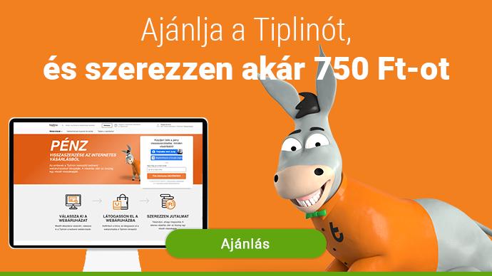 Tiplino - ajánlja a Tiplinót